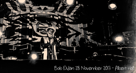 Dylan at the Albert Hall